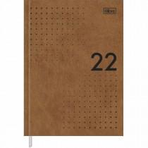 Imagem - Agenda Executiva Costurada Diária 12,3 x 16,6 cm Prátika Master 2022 - Sortido