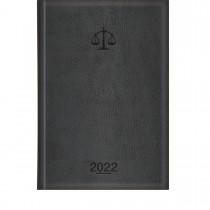 Imagem - Agenda Executiva Costurada Diária 14,5 x 20,5 cm Advogado 2022 - Sortido