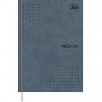Imagem - Agenda Executiva Costurada Diária 14,5 x 20,5 cm Prátika Permanente - Azul