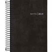Imagem - Agenda Executiva Espiral Diária Napoli 2020