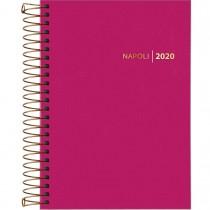 Imagem - Agenda Executiva Espiral Diária Napoli Feminina 2020