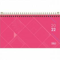 Imagem - Agenda Executiva Espiral Semanal 16,7 x 8,9 cm Spot Feminina 2022 - Sortido