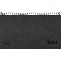 Imagem - Agenda Executiva Espiral Semanal de Bolso 2020