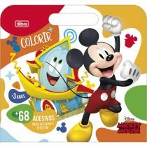 Imagem - Álbum para Colorir Maleta Mickey 8 Folhas