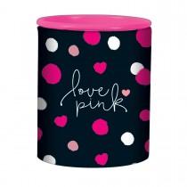 Imagem - Apontador 2 Furos com Depósito Love Pink