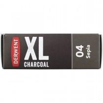Imagem - Bloco XL Carvão Vegetal Sepia