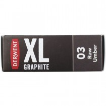 Bloco XL Graphite Raw Umber