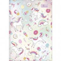 Imagem - Caderneta Costurada Capa Dura Blink 80 Folhas - Sortido (Pacote com 5 unidades)