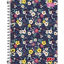 Imagem - Caderneta Espiral Capa Dura 1/8 D+ 96 Folhas (144827) - Sortido (Pacote com 4 unidades)