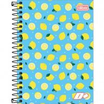Imagem - Caderneta Espiral Capa Dura 1/8 D+ 96 Folhas (Pacote com 4 unidades) - Sortido