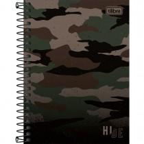 Imagem - Caderneta Espiral Capa Dura 1/8 Hide 80 Folhas (Pacote com 4 unidades) - Sortido
