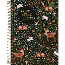Imagem - Caderneta Espiral Capa Dura 1/8 Loveland 80 Folhas (Pacote com 4 unidades) - Sortido