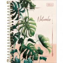 Caderneta Espiral Capa Dura 1/8 Naturalis 80 Folhas (Pacote com 4 unidades) - Sortido