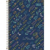 Imagem - Caderneta Espiral Capa Dura 1/8 Le Vanille 80 Folhas - Sortido (Pacote com 4 unidades)