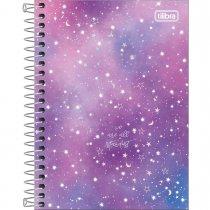 Imagem - Caderneta Espiral Capa Dura 1/8 Magic 80 Folhas - Sortido (Pacote com 4 unidades)