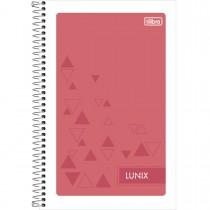 Imagem - Caderneta Espiral Capa Flexível 1/8 Lunix 96 Folhas - Sortido (Pacote com 24 unidades)