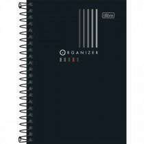 Imagem - Caderneta Espiral Capa Flexível Organizer 80 Folhas