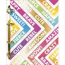 Imagem - Caderno Argolado Cartonado Colegial Be Nice 160 Folhas
