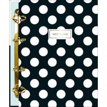 Imagem - Caderno Argolado Cartonado Colegial West Village 160 Folhas