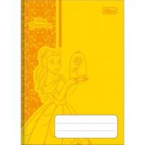 Imagem - Caderno Brochura 1/4 Princesas Colors 80 Folhas - Sortido (Pacote com 5 unidades)