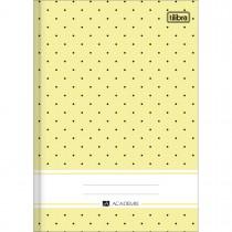 Caderno Brochura Capa Dura 1/4 Académie Feminino 96 Folhas - Sortido (Pacote com 10 unidades)