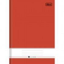 Imagem - Caderno Brochura Capa Dura 1/4 Académie Vermelho 96 Folhas