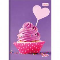 Imagem - Caderno Brochura Capa Dura 1/4 D+ 96 Folhas - Sortido (Pacote com 10 unidades)