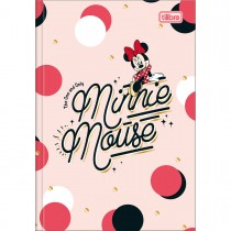 Imagem - Caderno Brochura Capa Dura 1/4 Minnie 80 Folhas - The One and Only Minnie Mouse - Sortido