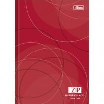 Imagem - Caderno Brochura Capa Dura 1/4 Quadriculado 7x7mm Zip 96 Folhas - Sortido (Pacote com 10 unidades)