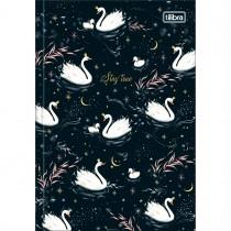 Imagem - Caderno Brochura Capa Dura 1/4 Royal 80 Folhas (Pacote com 5 unidades) - Sortido