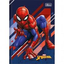 Imagem - Caderno Brochura Capa Dura 1/4 Spider-Man 48 Folhas (Pacote com 5 unidades) - Sortido