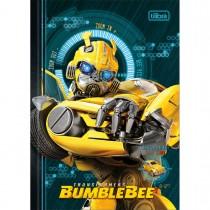 Imagem - Caderno Brochura Capa Dura 1/4 Transformers 80 Folhas - Sortido (Pacote com 5 unidades)