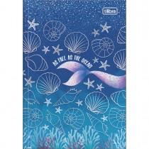 Imagem - Caderno Brochura Capa Dura 1/4 Wonder 80 Folhas (Pacote com 5 unidades) - Sortido
