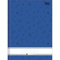 Imagem - Caderno Brochura Capa Dura 1/4 Académie 80 Folhas - Sortido (Pacote com 5 unidades)