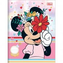 Imagem - Caderno Brochura Capa Dura Caligrafia Minnie 40 Folhas (Pacote com 5 unidades) - Sortido