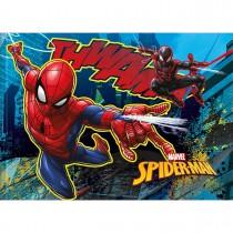 Imagem - Caderno Brochura Capa Dura Desenho Spider-Man 40 Folhas (Pacote com 5 unidades) - Sortido