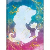 Imagem - Caderno Brochura Capa Dura Universitário Aladdin 80 Folhas (Pacote com 5 unidades) - Sortido