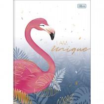 Imagem - Caderno Brochura Capa Dura Universitário Aloha 48 Folhas (Pacote com 5 unidades) - Sortido