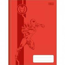 Imagem - Caderno Brochura Capa Dura Universitário Avengers Colors 80 Folhas - Sortido (Pacote com 5 unidades)
