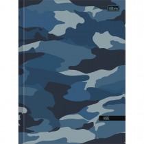 Imagem - Caderno Brochura Capa Dura Universitário Hide 80 Folhas - Sortido (Pacote com 5 unidades)