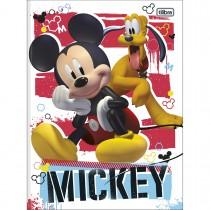 Imagem - Caderno Brochura Capa Dura Universitário Mickey 80 Folhas (Pacote com 5 unidades) - Sortido