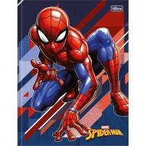 Imagem - Caderno Brochura Capa Dura Universitário Spider-Man 80 Folhas (Pacote com 5 unidades) - Sortido