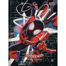 Imagem - Caderno Brochura Capa Dura Universitário Spider-Man: Into the Spider-Verse 80 Folhas - Sortido (Pacote com 5 unidades)...
