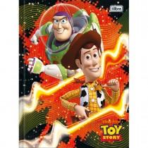 Imagem - Caderno Brochura Capa Dura Universitário Toy Story 96 Folhas - Sortido (Pacote com 5 unidades)