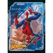 Imagem - Caderno Brochura Capa Flexível 1/4 Spider-Man 96 Folhas - Sortido (Pacote com 10 unidades)