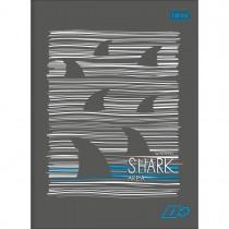 Imagem - Caderno Brochura Capa Flexível Universitário D+ 60 Folhas (Pacote com 10 unidades) - Sortido