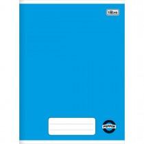 Imagem - Caderno Brochura Capa Flexível Universitário Pepper 60 Folhas - Sortido (Pacote com 10 unidades)