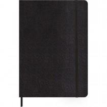 Imagem - Caderno Costurado Executivo Capa Dura Fitto M com Pauta Cambridge 80 Folhas
