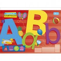Caderno de Alfabetização Académie 32 Folhas