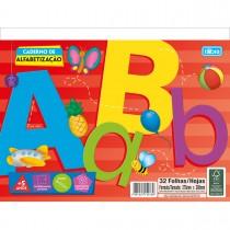 Imagem - Caderno de Alfabetização Académie 32 Folhas